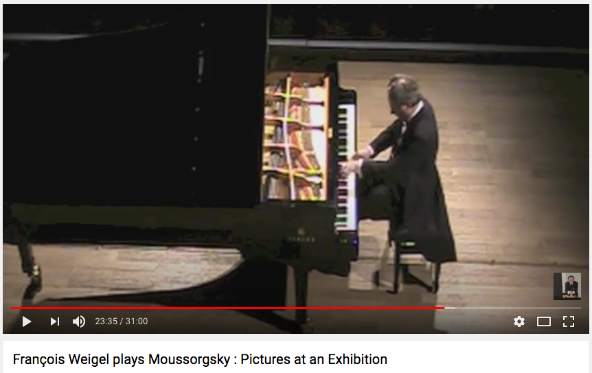 Moussorgsky : Pictures at an Exhibition